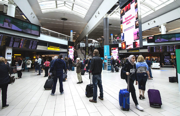 London Gatwick among UK airports fitted with location-based marketing tech to reach 100m passengers