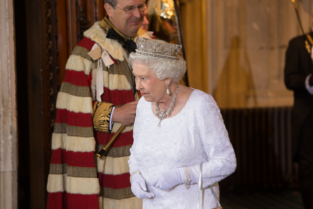 The Queen's speech: Cameron's plan to overtake Germany realised with full employment  bill