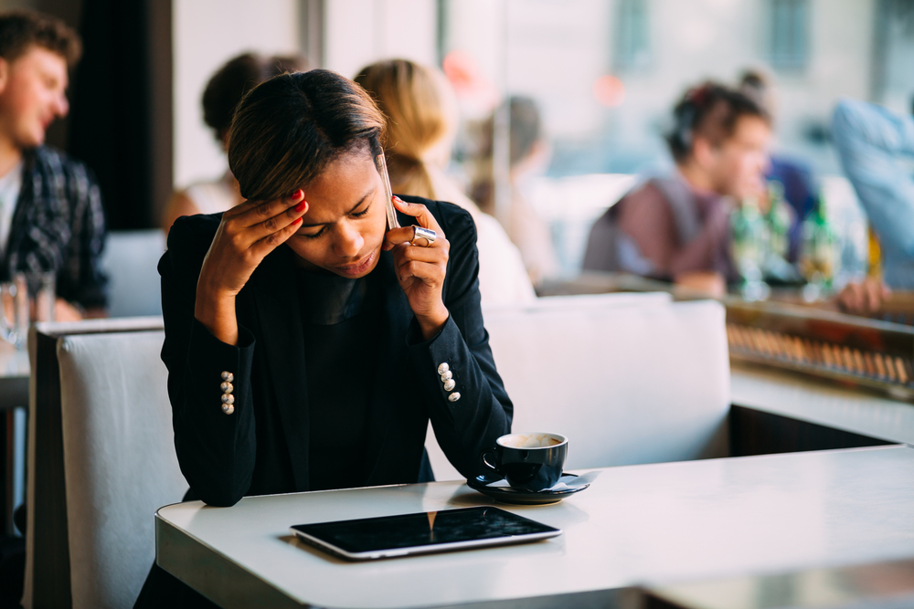 Vast majority of customers will abandon business after a bad experience