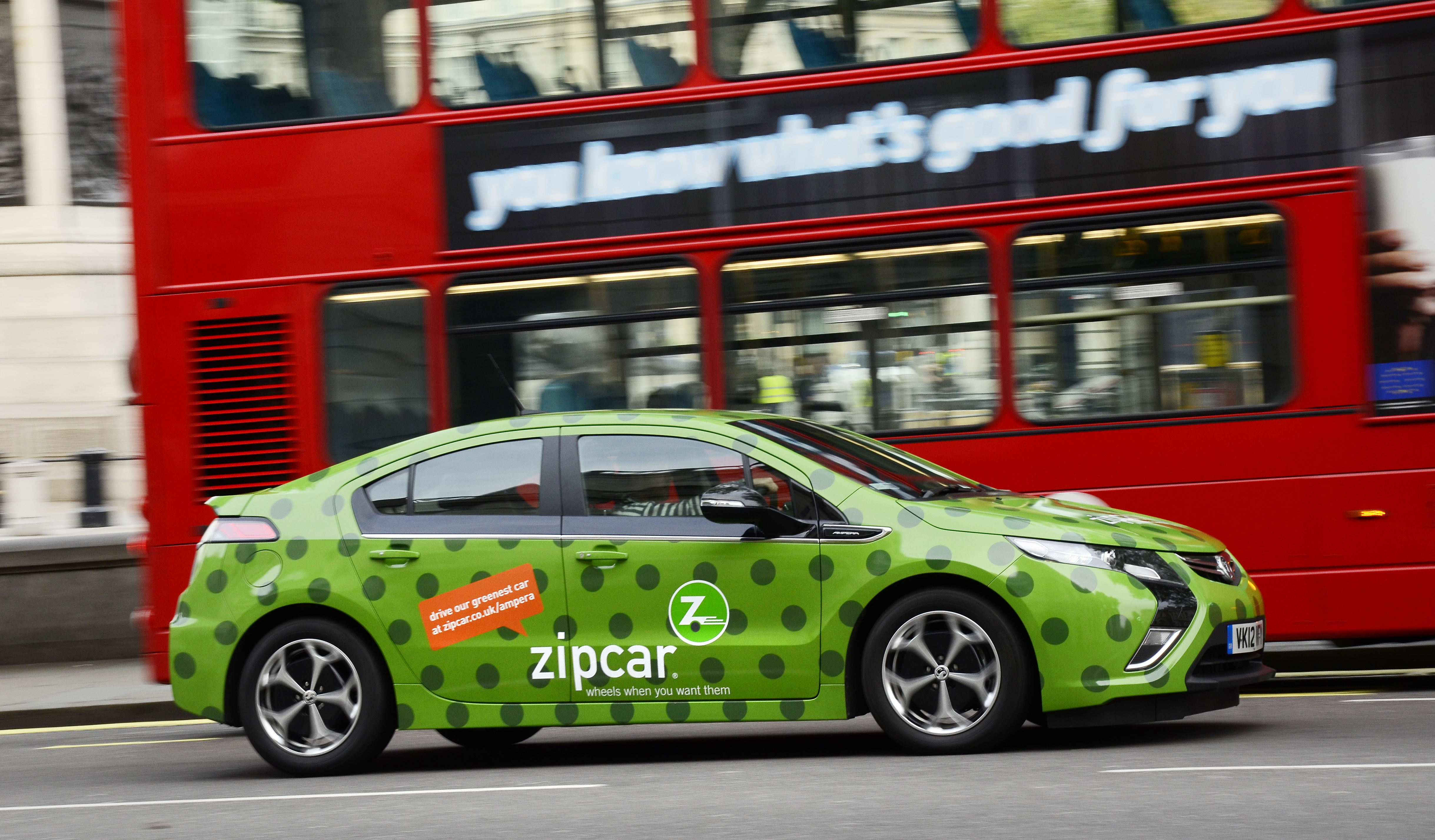 TfL and Greater London Authority plan for one million London car club members by 2025