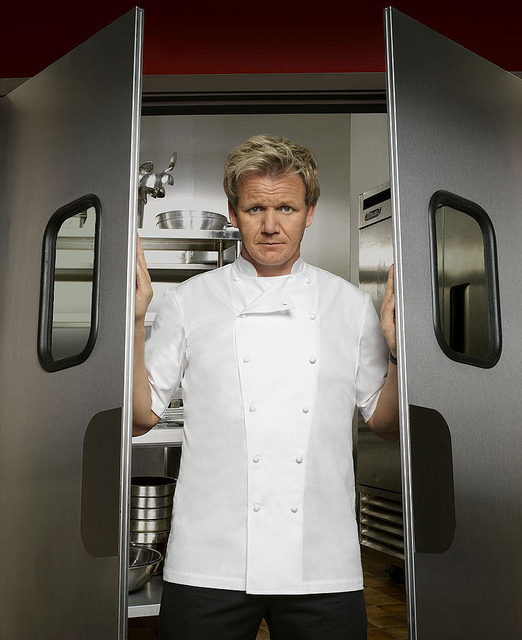 Gordon Ramsay's £2.7m worth of shares to group boss proves solid sales performance