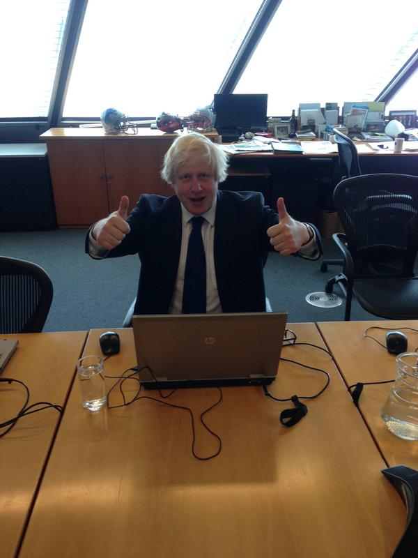 The least helpful questions Boris Johnson was asked in his latest #AskBoris Twitter session