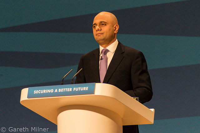Sajid Javid backs his intent to help SMEs by unveiling own family business history