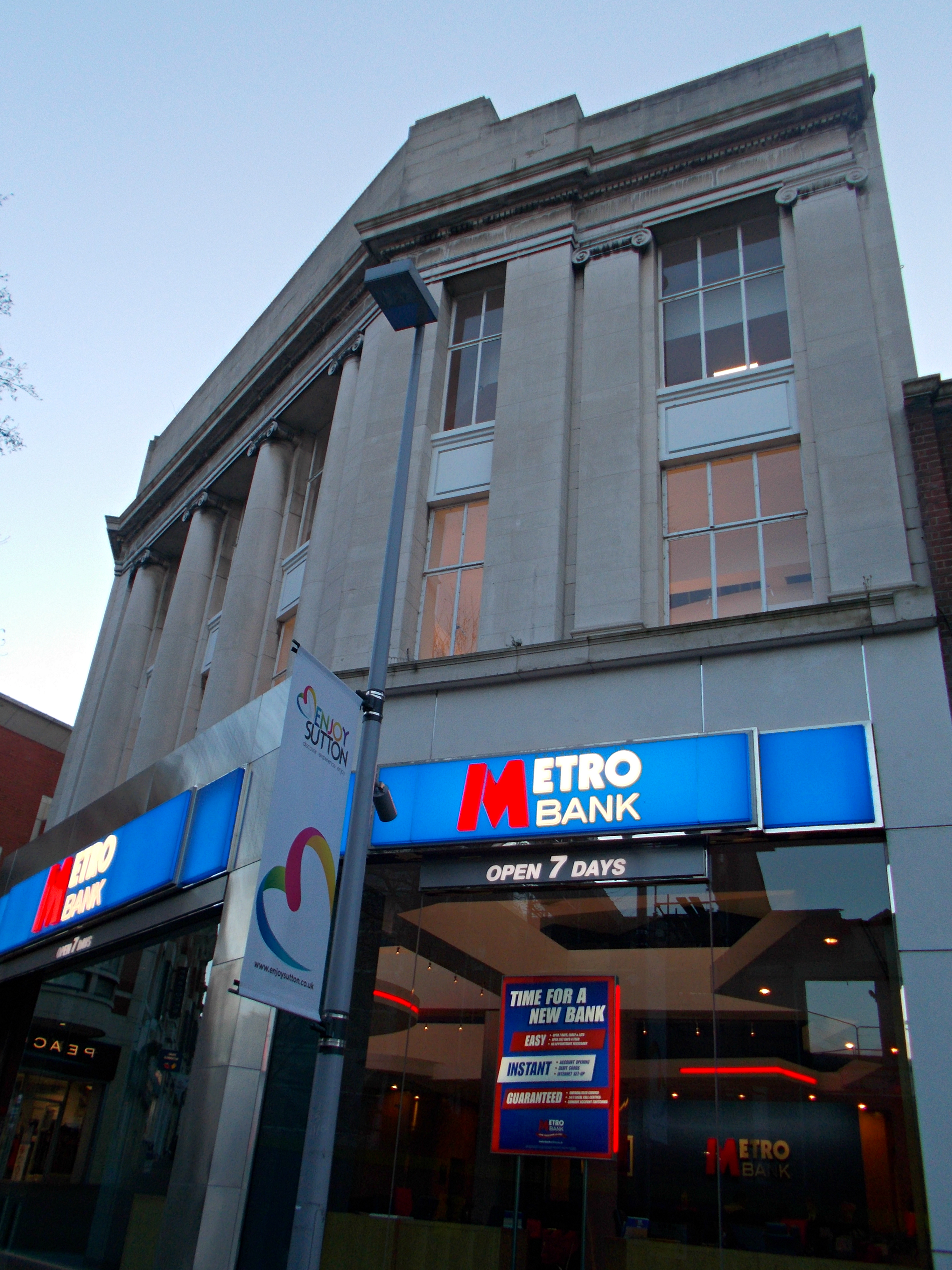 Metro Bank and Zopa aim to further disrupt British banks with new partnership