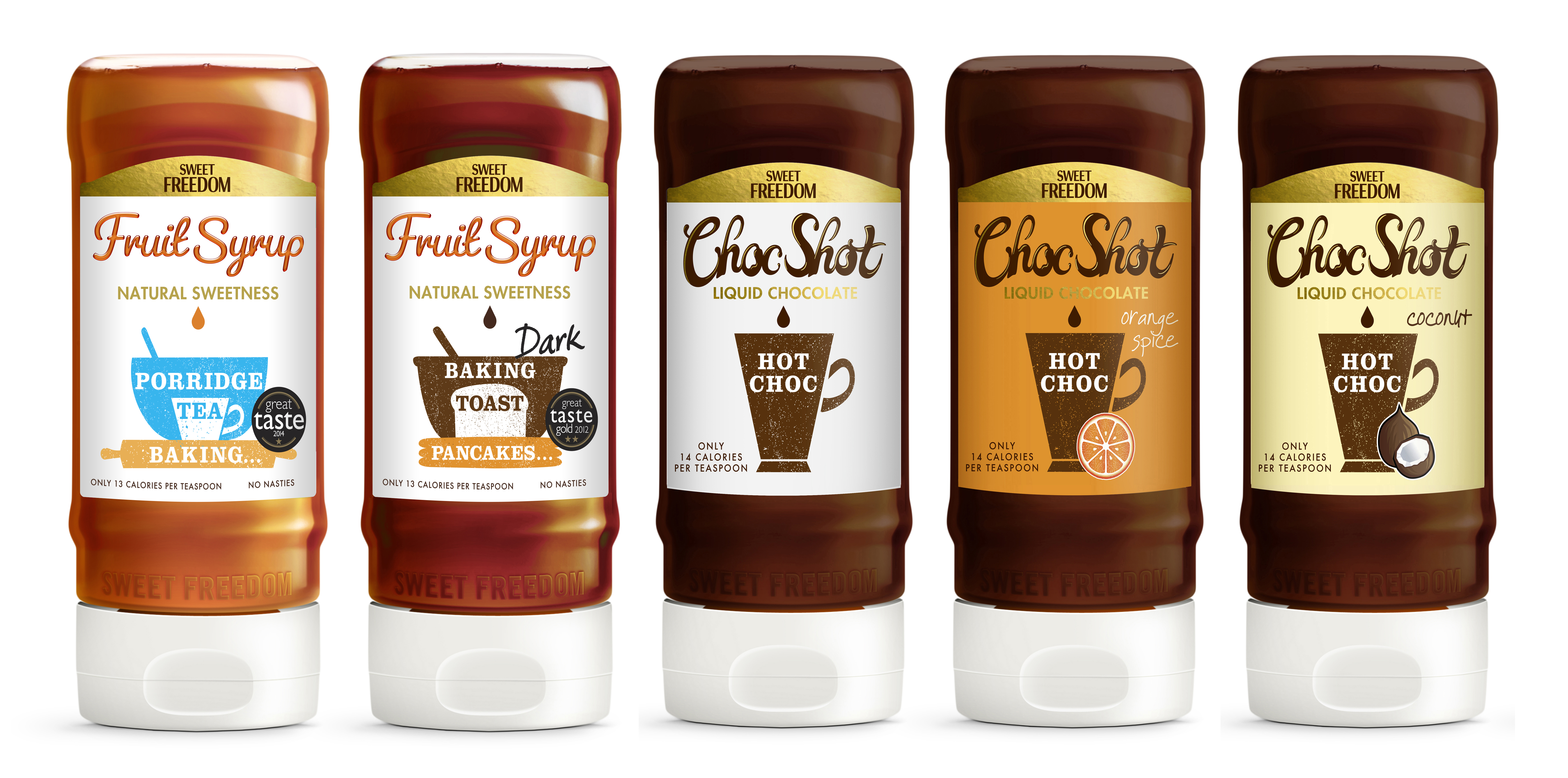 How Tina Michelucci got her healthy food product Choc Shot into every UK supermarket in 12 months
