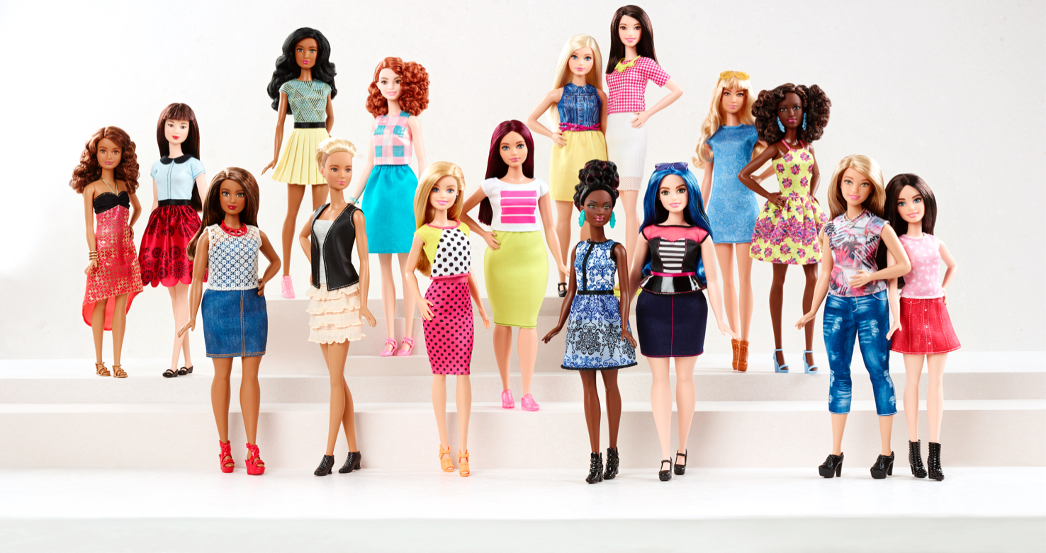 Mattel learns from Hasbro's Star Wars Monopoly fiasco with diverse Barbie doll line