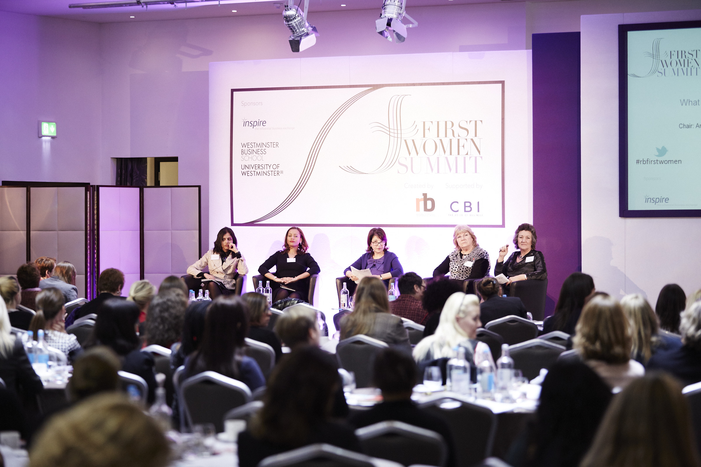 First Women Summit: Is it sometimes necessary to turn a blind eye to prejudice?
