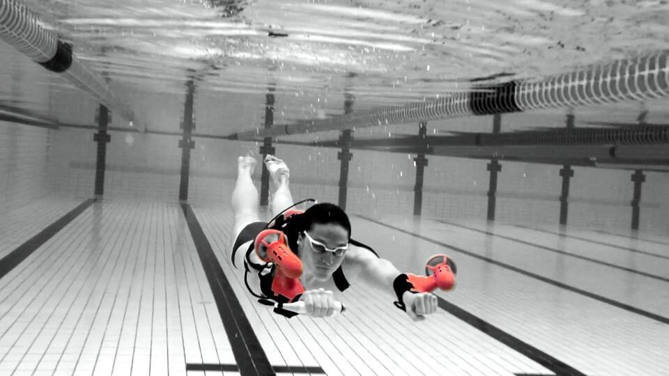 Unleash inner superhero with marine tech firms 1,400 underwater jet pack