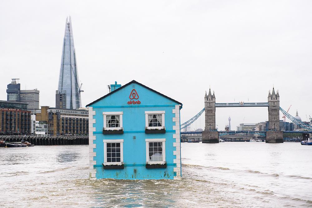 Sajid Javid champions Britain's sharing economy as Airbnb hits 4m UK guests