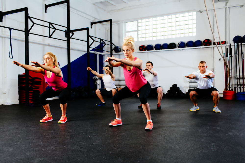 Small UK fitness ventures muscle in on gym chains with 37 per cent growth