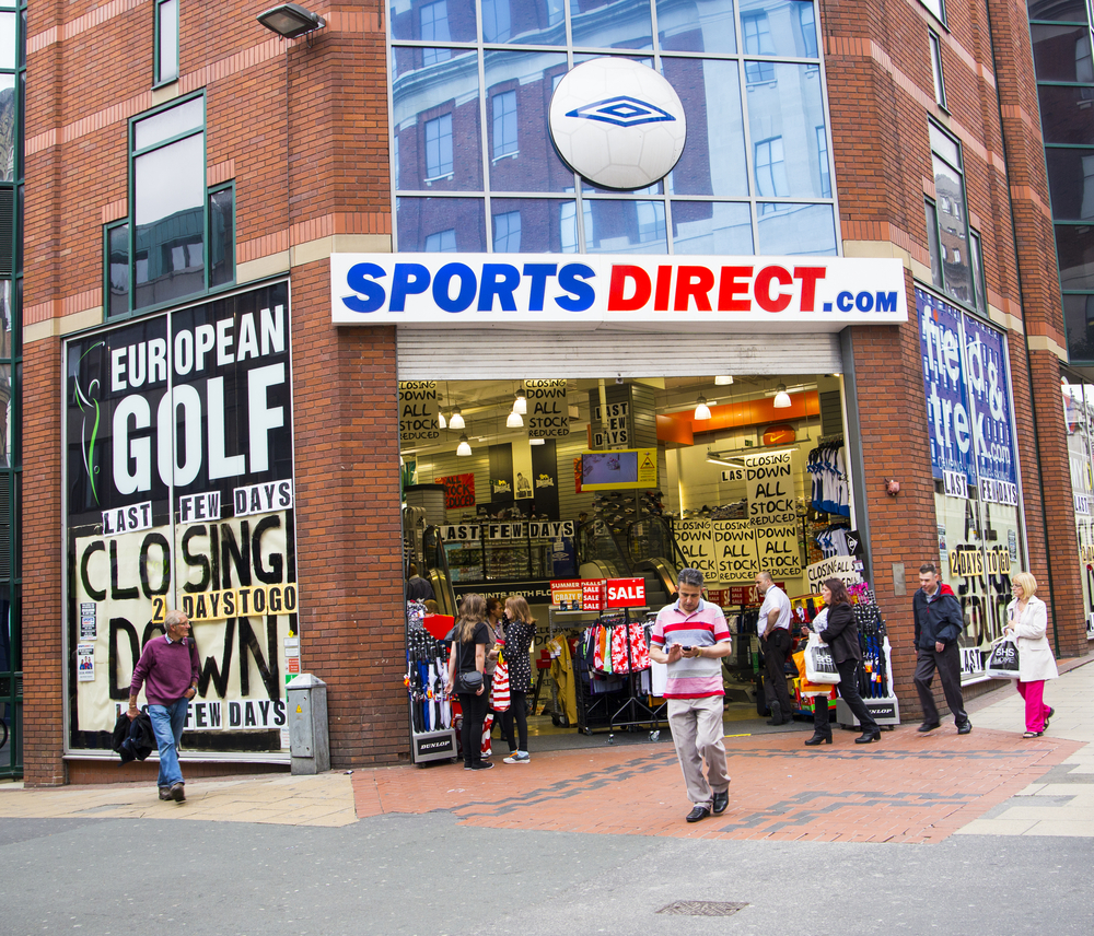 How Sports Direct scored an own goal with a bit of nepotism