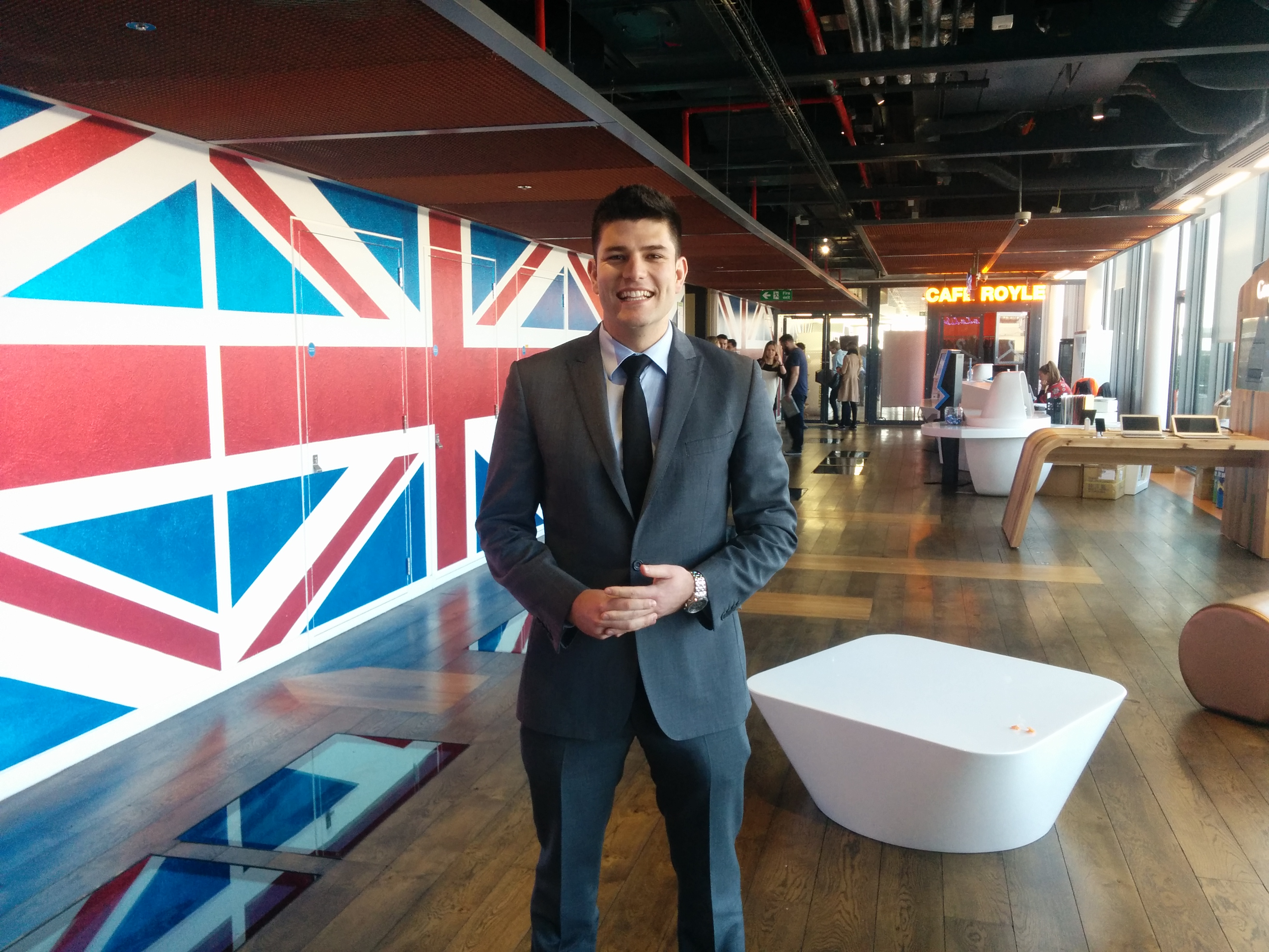 Top tips for 2016 from The Apprentice winner Mark Wright