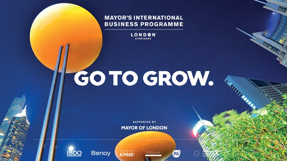 Boris Johnson taking 800 London SMEs global with Mayor?s International Business Programme
