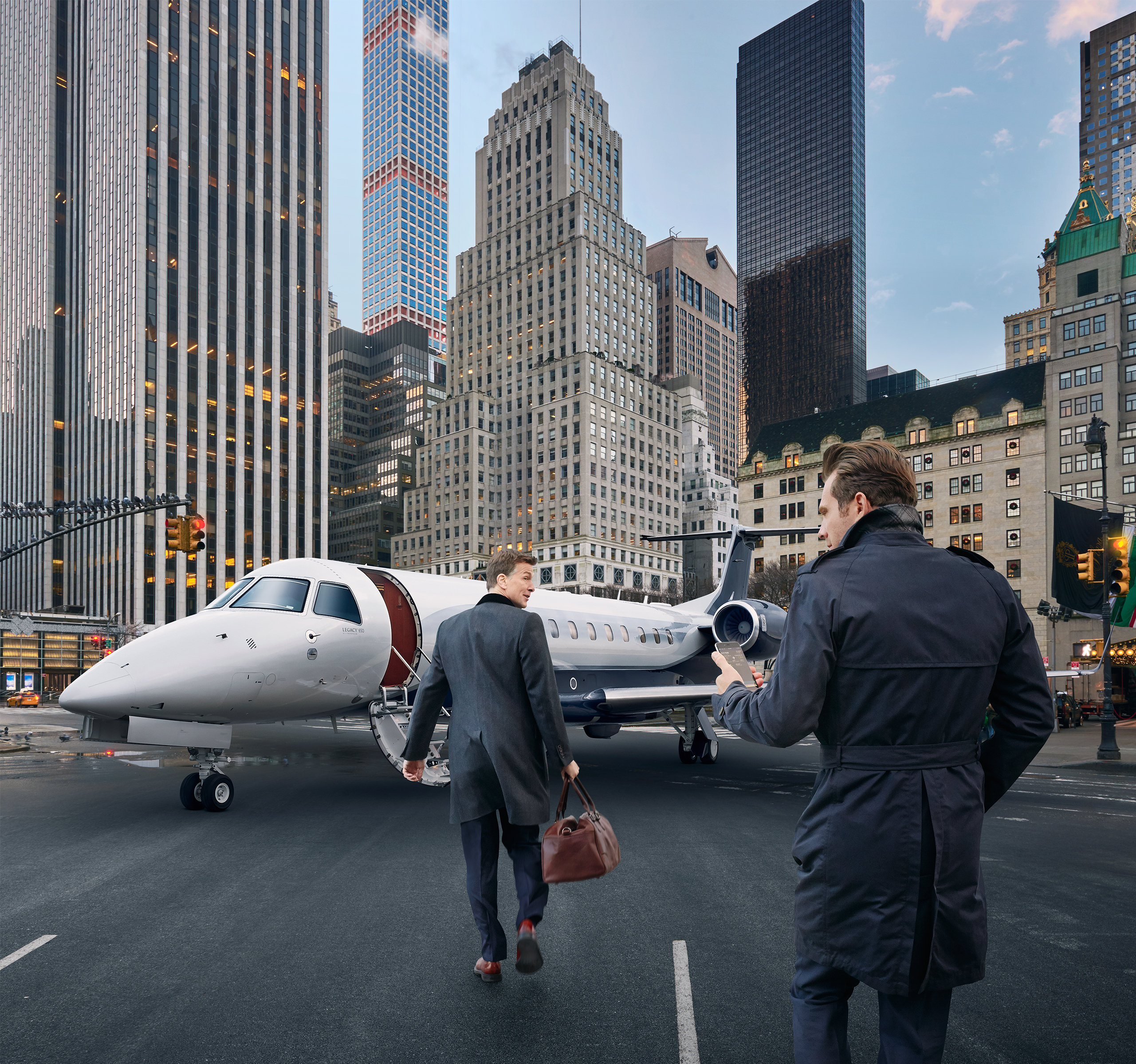 UK on-demand private jet service offers Uber users taste of high life for US growth
