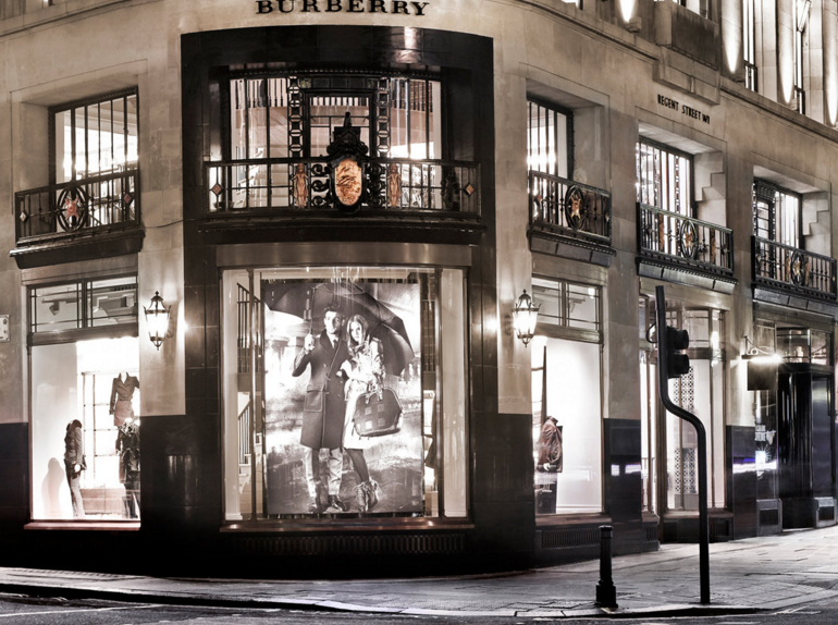 Big spenders make leaders of Britain's luxury brands confident of strong growth