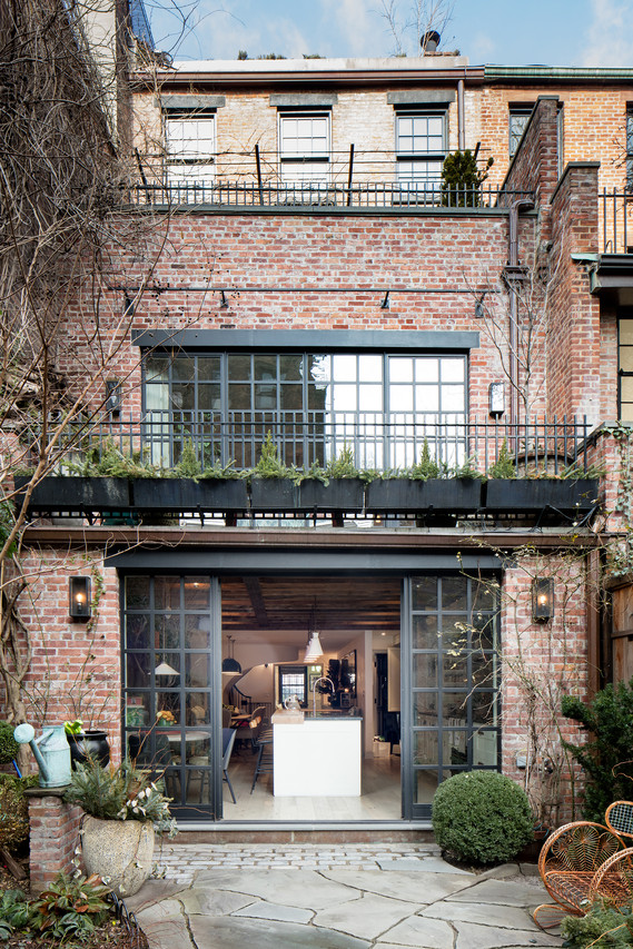 British entrepreneur selling $26m New York townhouse to return to UK