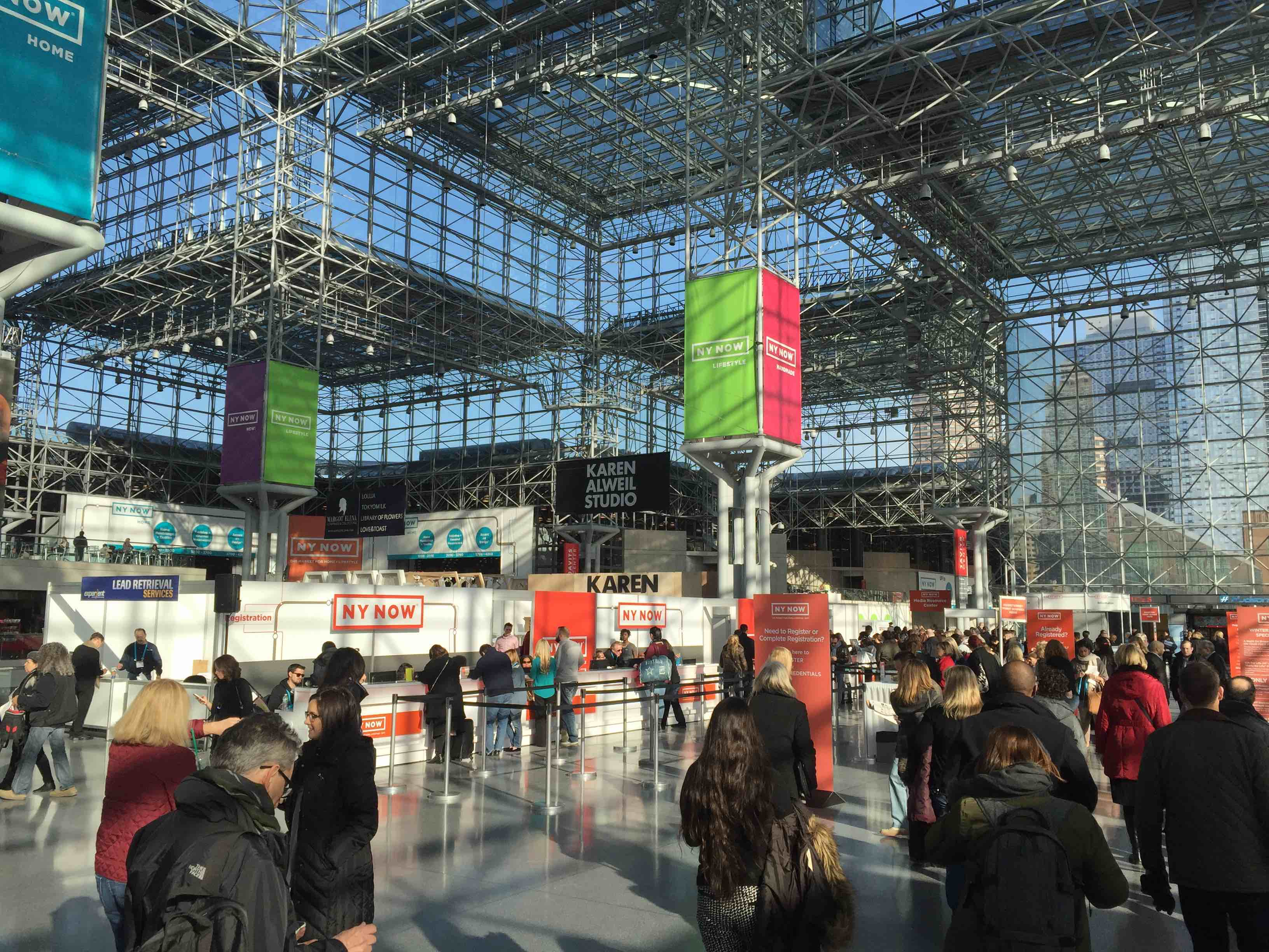 UKTI New York trade mission diary: Day 2 – Finding out the motivation behind trade shows