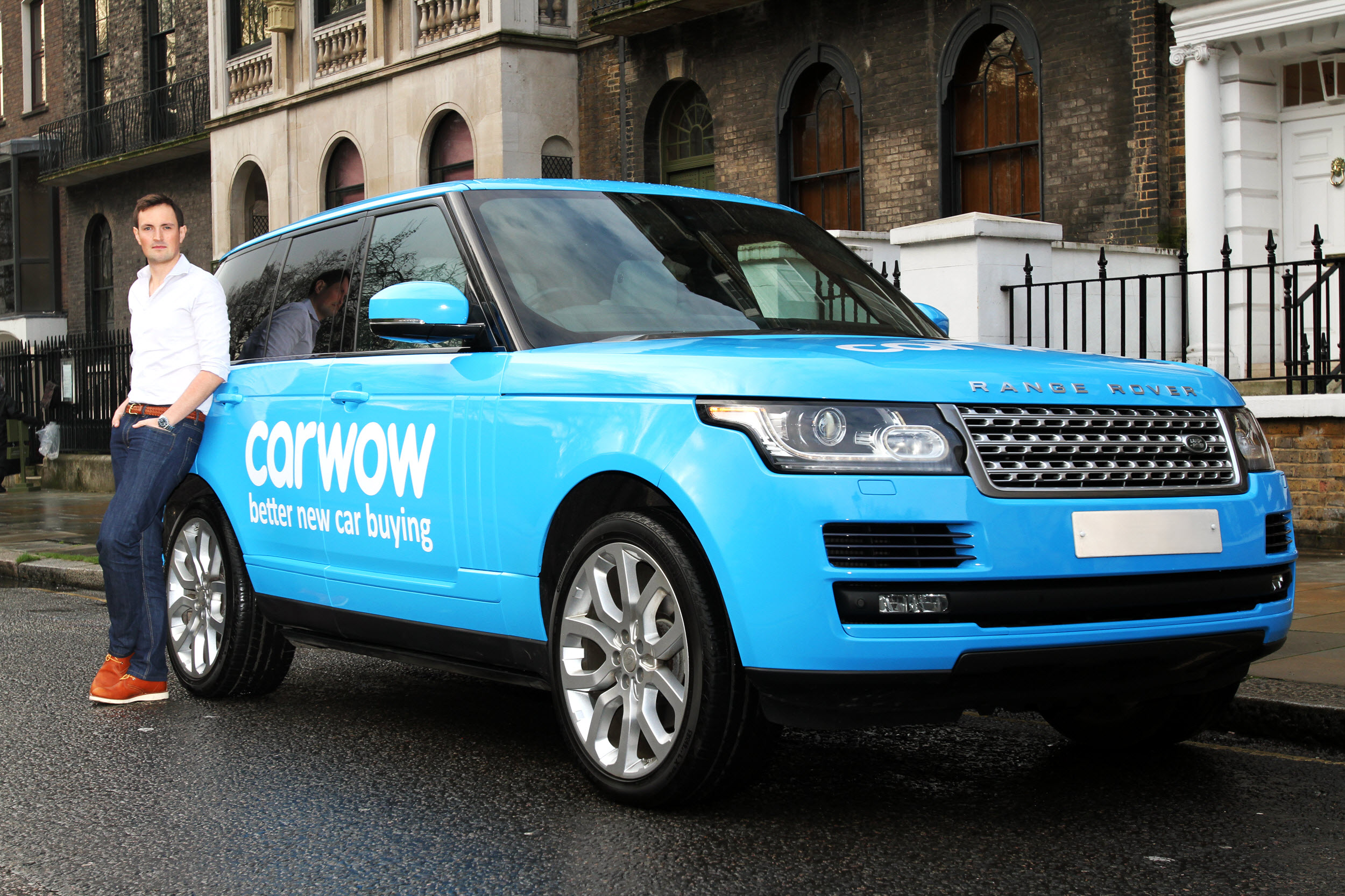 Carwow: A car buying platform making showrooms and haggling a thing of the past