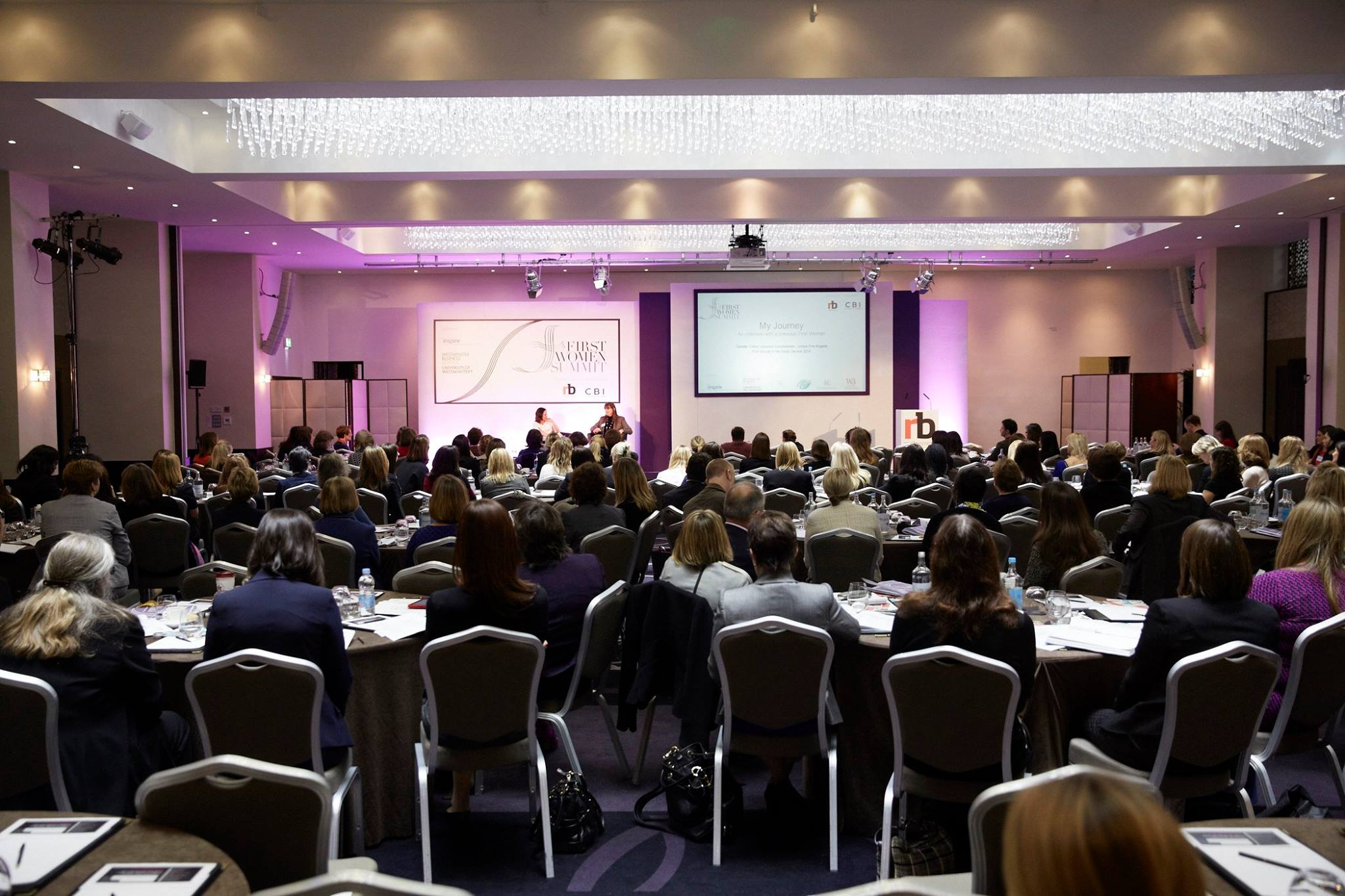 First Women Summit 2016: What can UK firms learn from workplace equality around the world?