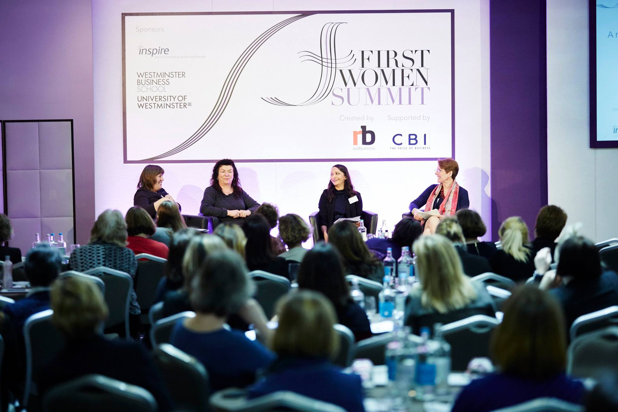 First Women Summit 2016: Mind the (gender pay) gap