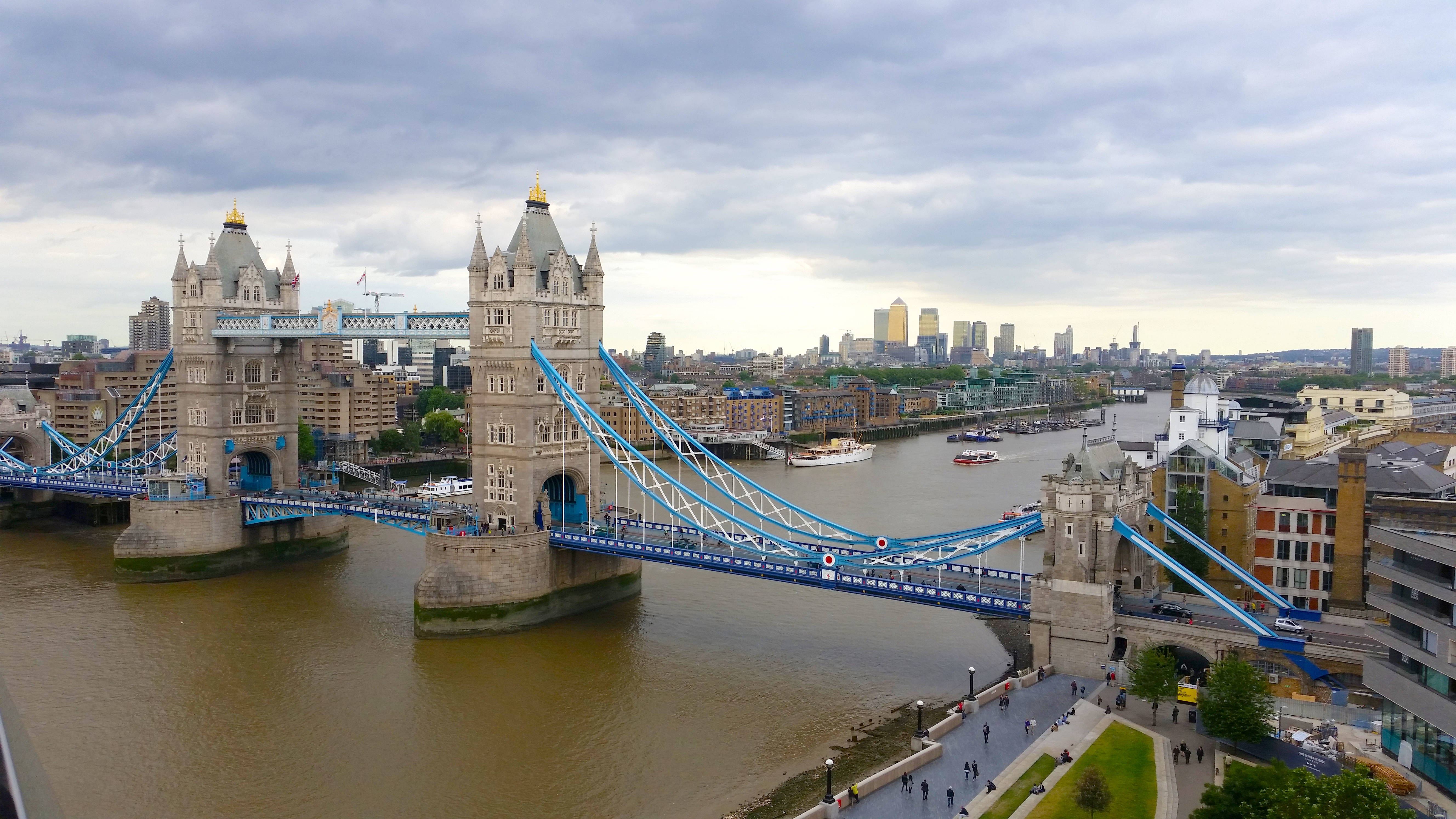Why London is the business capital of Europe