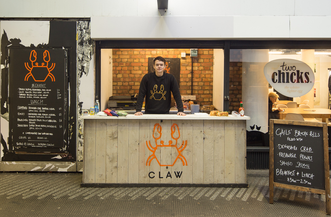 30 Digital Champions: Carving out a niche by taking an overlooked British cuisine to the streets