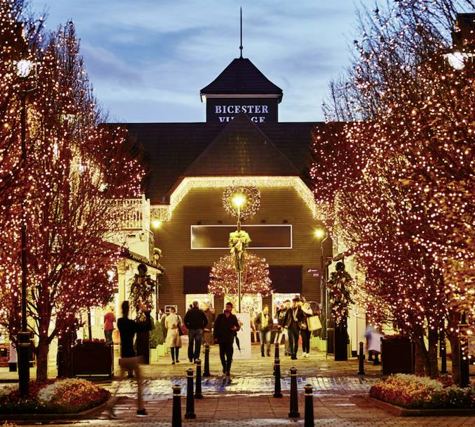Chinese New Year to generate golden sales spike for UK's designer outlets