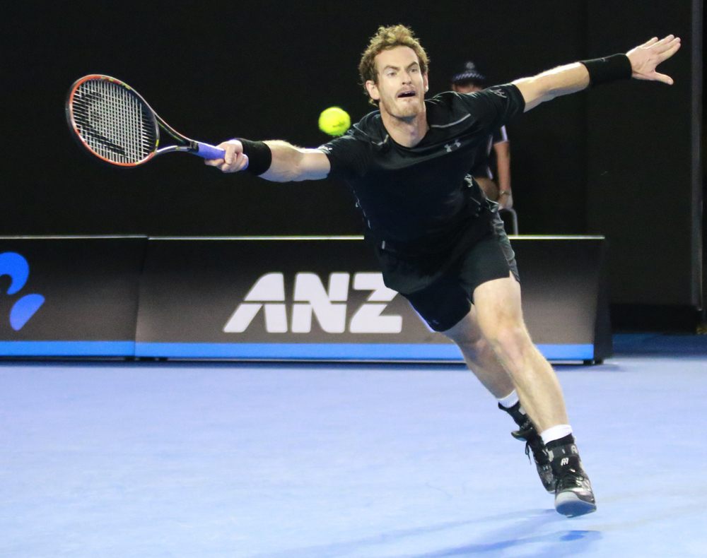Andy Murray backs 2015 Everline Future 50 Disruptor of the Year CommuterClub