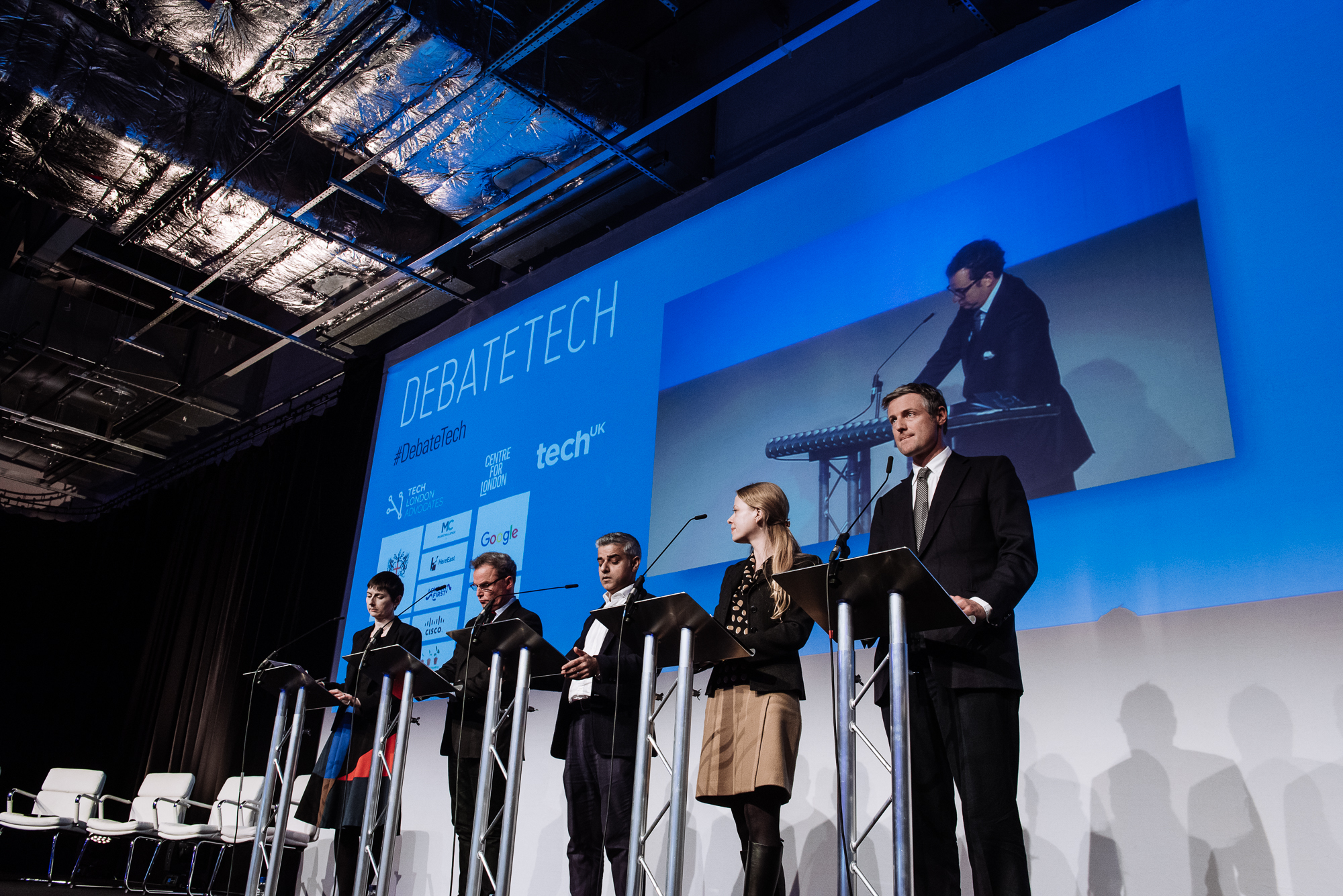 The London mayoral election 2016: What will candidates do for the capital's tech sector?