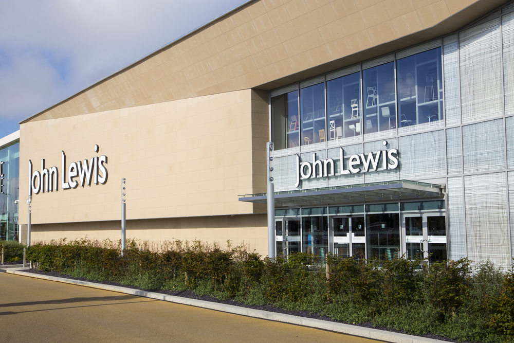John Lewis staff see annual bonuses cut further to ten per cent