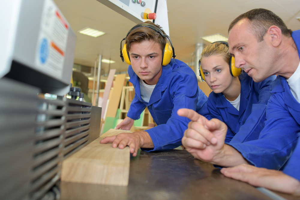 How apprenticeships compare to education