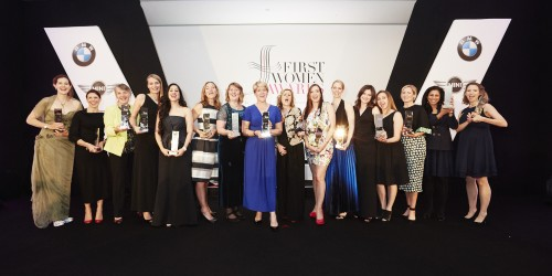 Know an inspirational, trailblazing woman? Then nominate them for First Women Awards