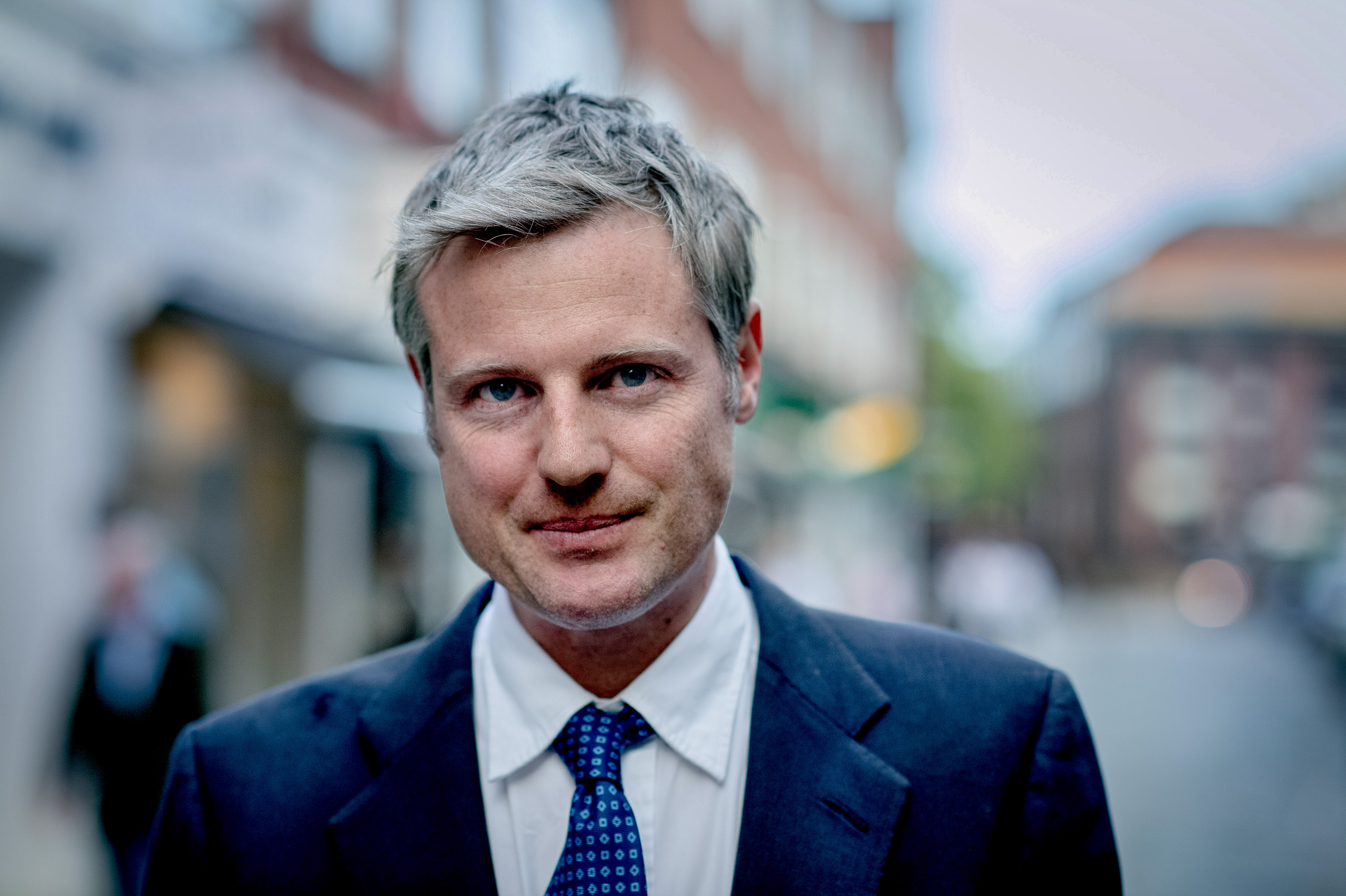 Zac Goldsmith makes his London mayor pitch to Real Business readers
