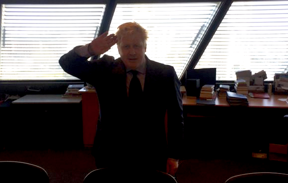 The end of #AskBoris: The wackiest questions posed to Boris Johnson for final Twitter Q&A