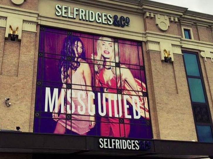 Management of angry customers by Missguided is like waving a red rag to a bull