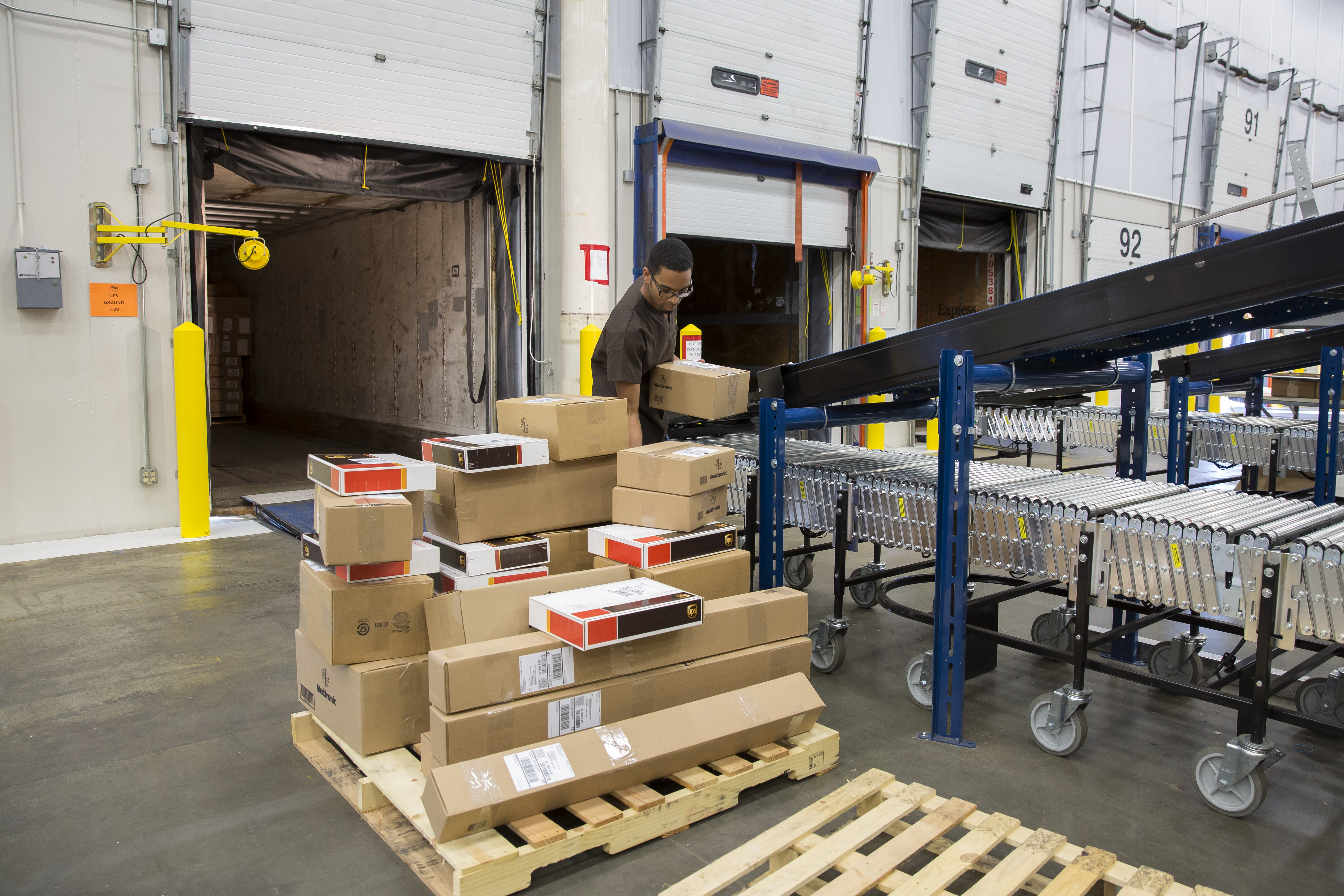 Streamlining your supply chain