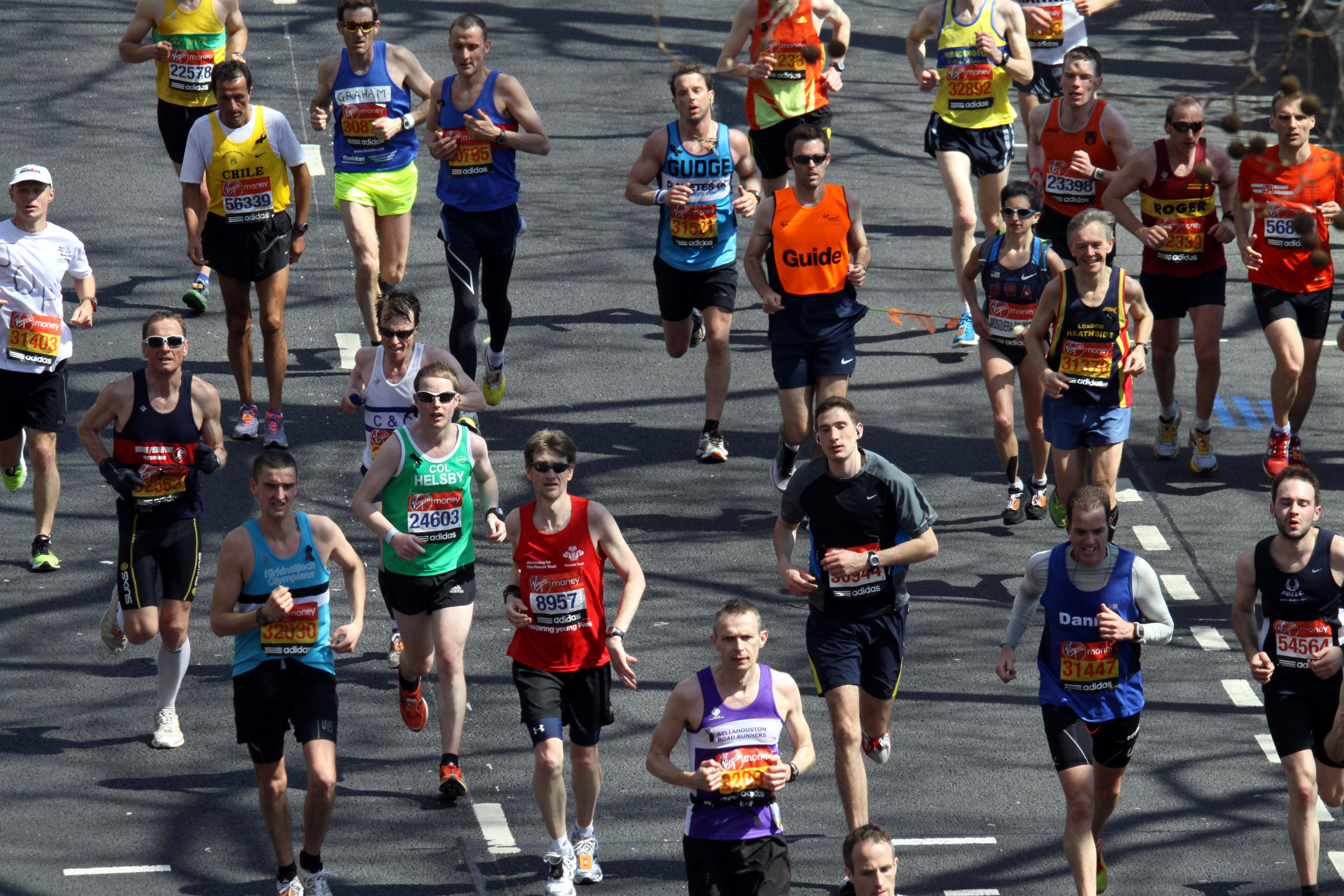 A marathon effort: Should you encourage staff to take on the 26-mile challenge?