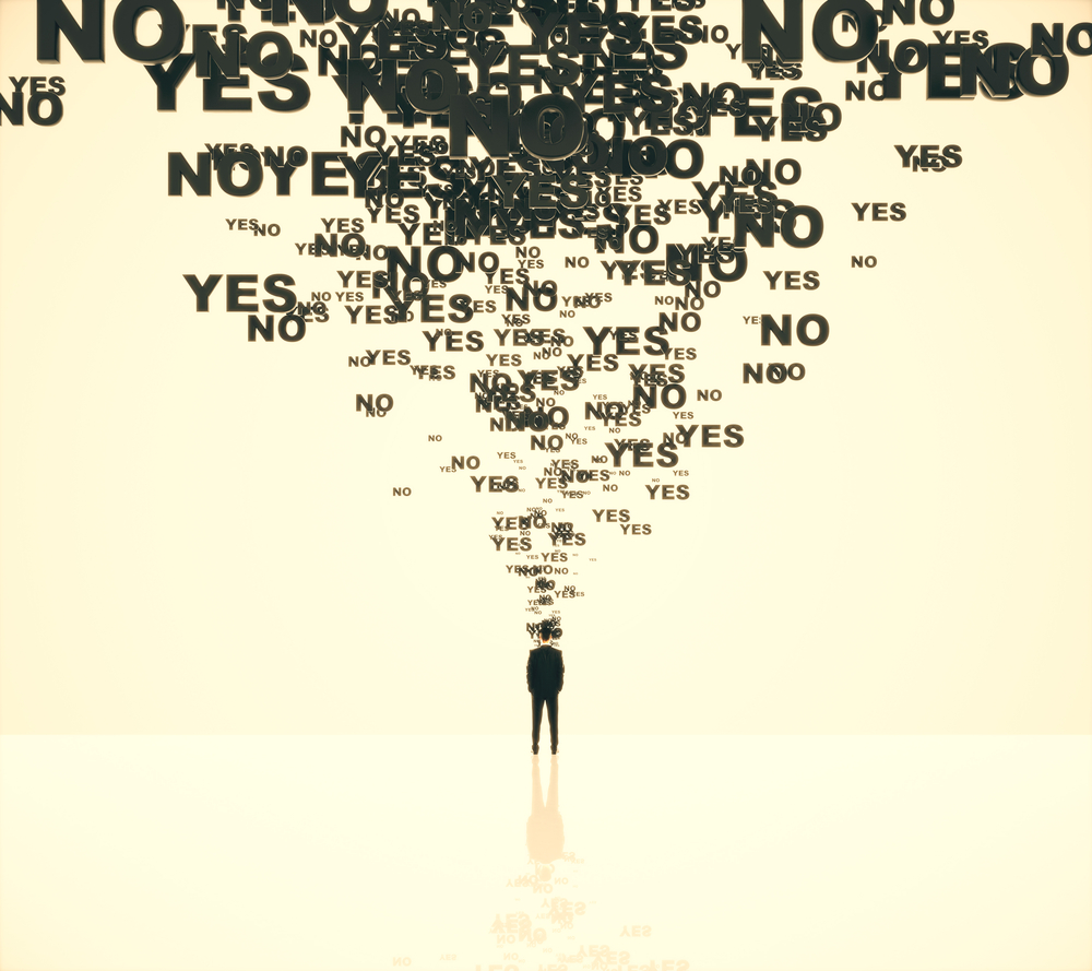 The importance of saying no – and why firms should set non-goals as part of corporate strategy