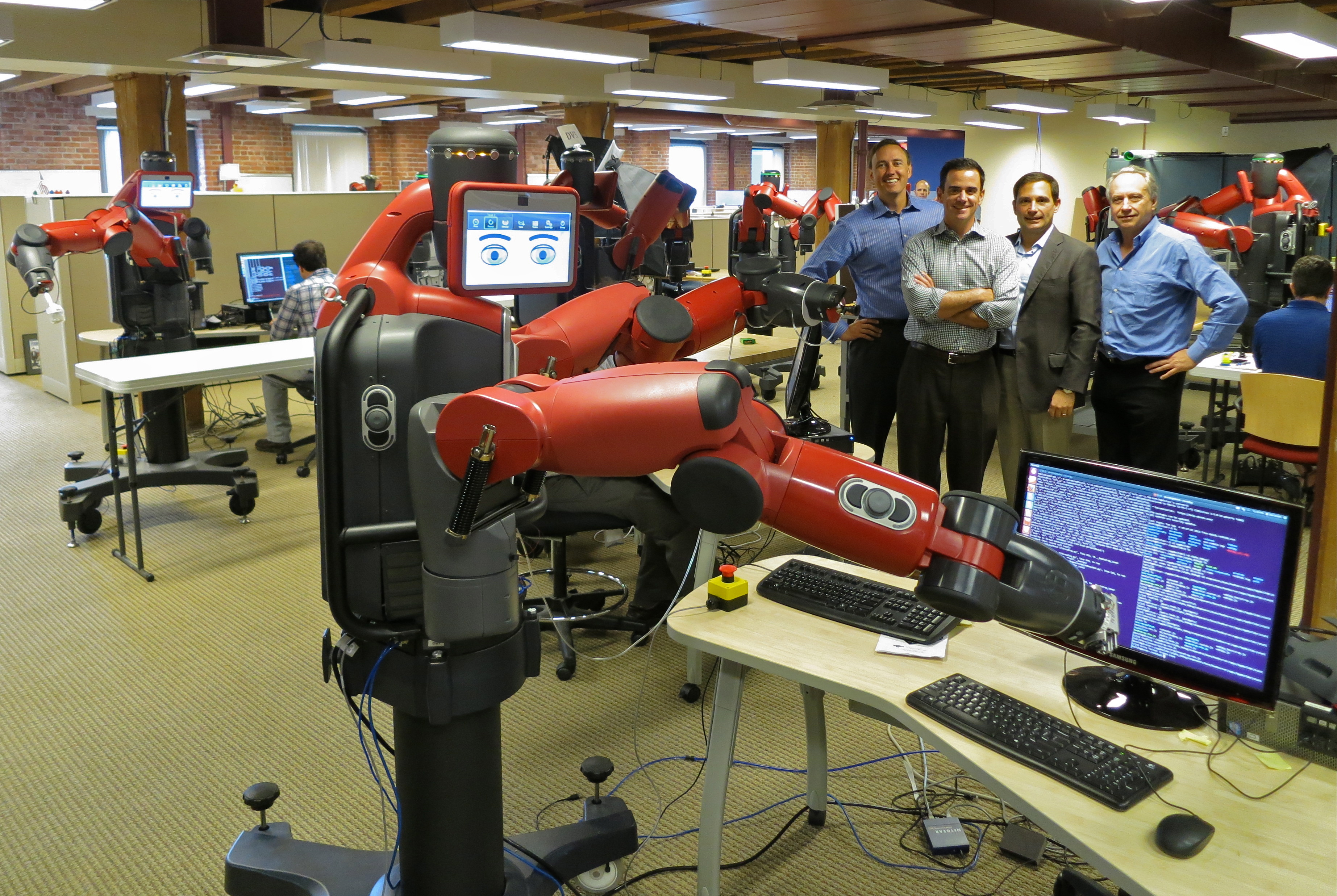 The rise in robotics: It's time for a shift in debate