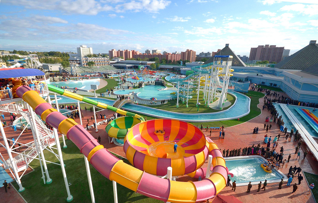 Why the sales funnel is more like a water park