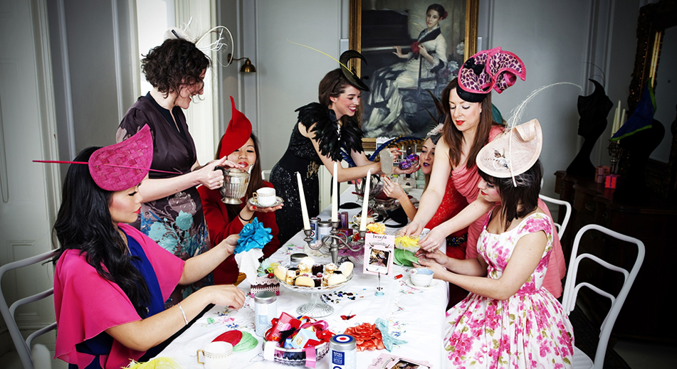 30 Digital Champions: The luxury millinery designer supporting brides, celebrities and startups