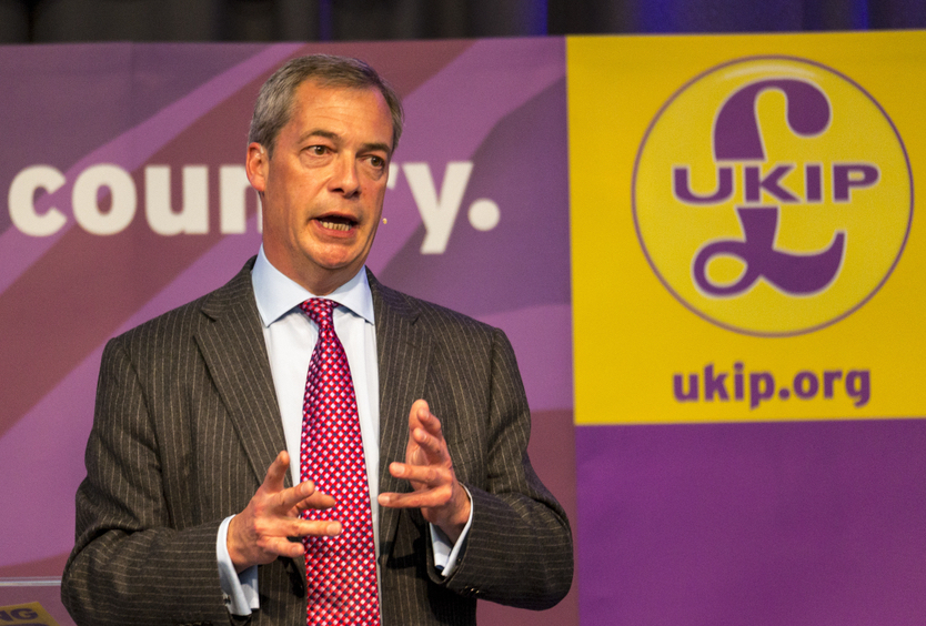 UKIP puts forward case for SMEs being better off out of the EU