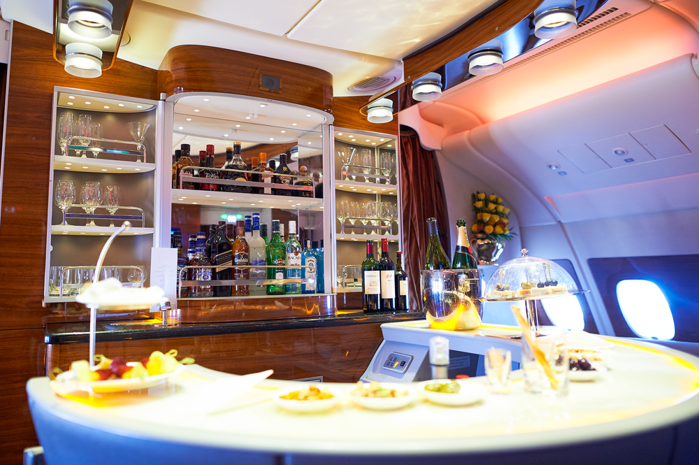 The lavish first class suites that airlines have to offer