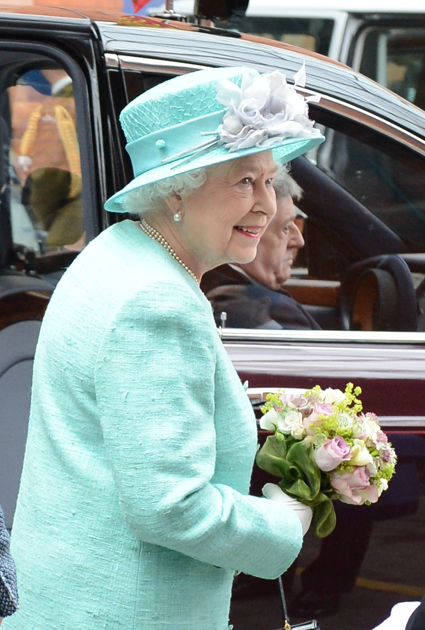 Queen's speech 2016: UK plc leaders react to announcements