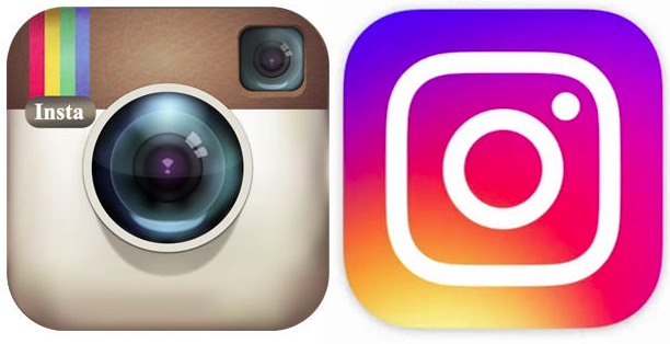 Not seeing the wood for the trees: Instagram?s new logo may see it lost in the pack