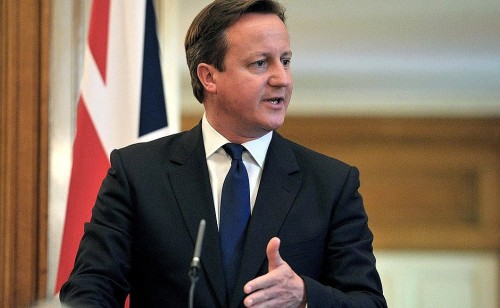David Cameron's campaign to stay in EU has found support in CFOs