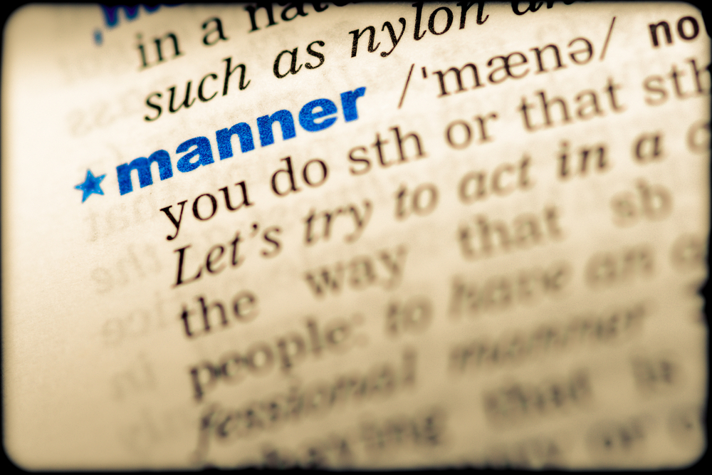 Why minding your manners at work can pay dividends