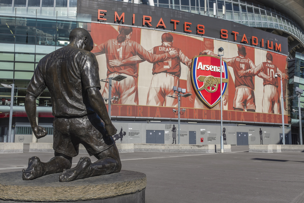 Stan Kroenke continues to increase stake in Arsenal Football Club