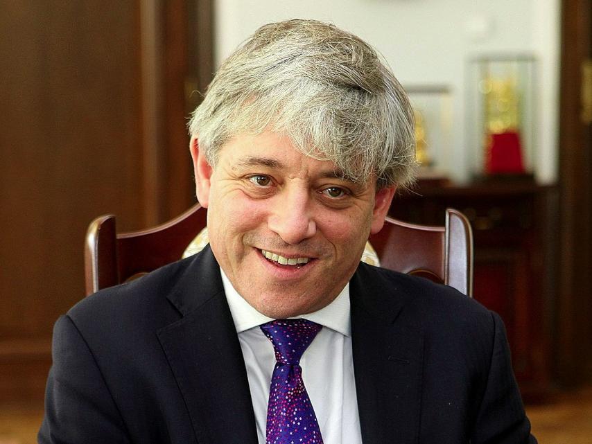The world's best networking lesson from House of Commons speaker John Bercow