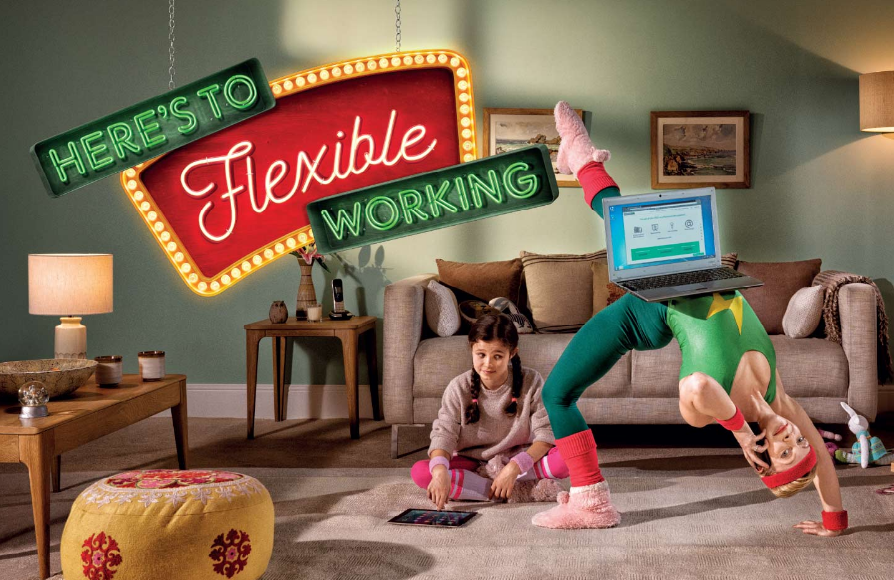 MediaCom among 50 UK firms that want your business to embrace flexible working